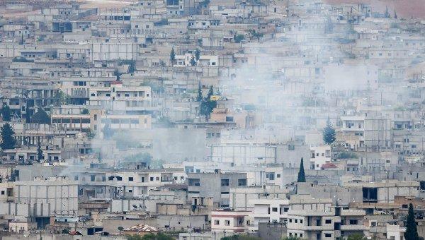 El Estado Islámico, Estados Unidos y la resistencia kurda en Siria