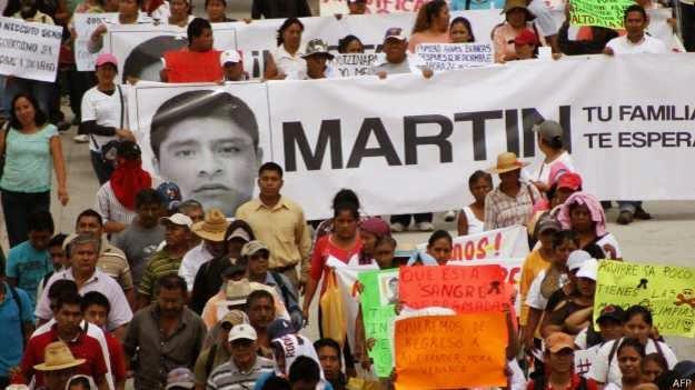 Mexico: Guerrero has become a powder keg about to explode