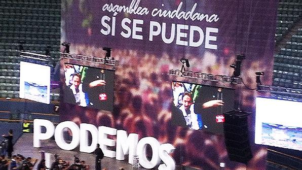 La Asamblea de Podemos: entre la plaza y el palacio
