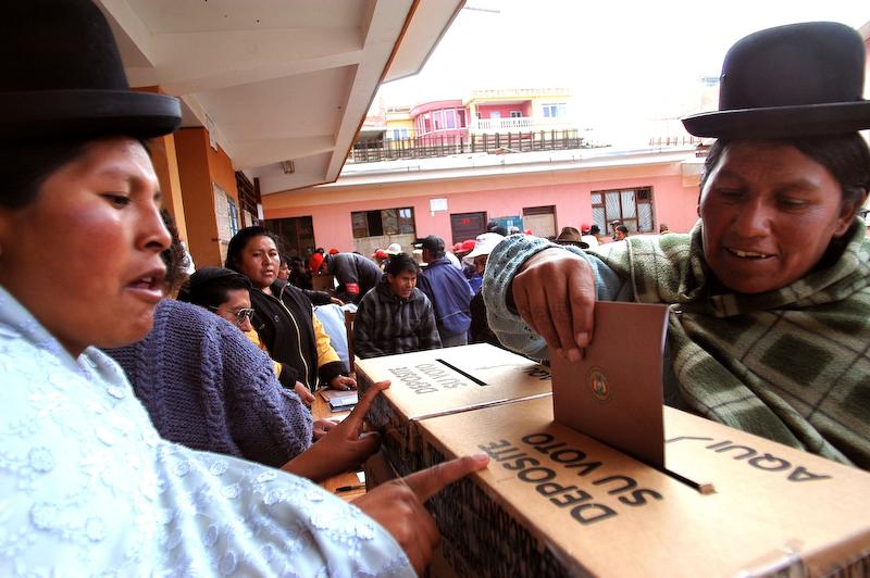 El Partido Obrero y su ignorancia faccional del proceso político boliviano