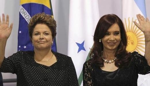Brasil e Argentina em seu fim de ciclo econômico