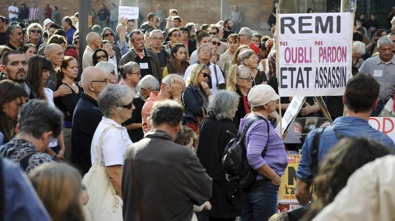 A une semaine du meurtre de Rémi Fraisse par la police L'Etat veut interdire toute riposte collective contre son crime