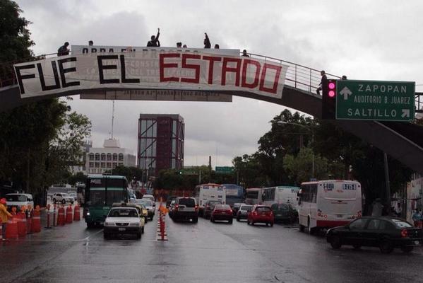 Desaparición forzada de estudiantes abre crisis del Estado mexicano