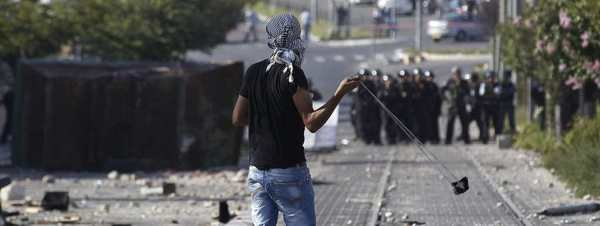 The Third Intifada is developing in Jerusalem