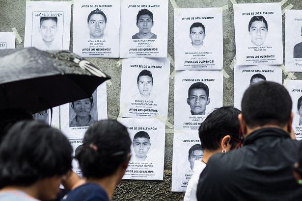 México: el régimen asesino del PRI-PAN-PRD es irreformable