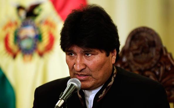 Los doce apóstoles de Evo Morales
