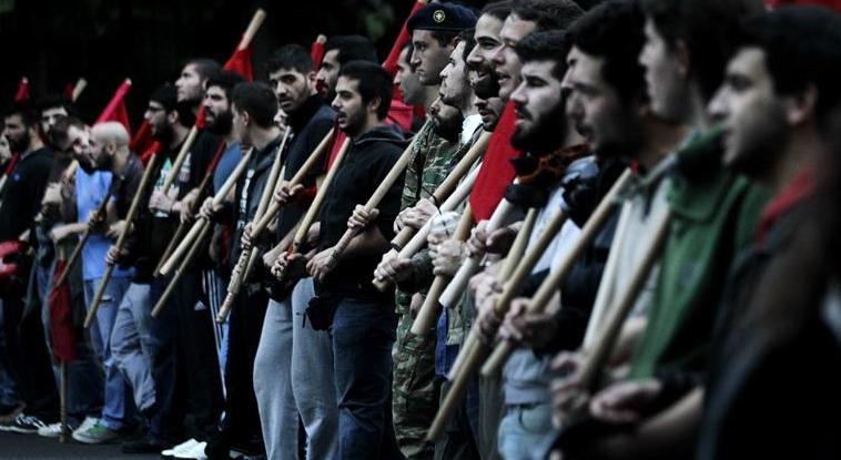 Repressão e enfrentamentos em Atenas no 41° aniversário da revolta que acabou com a ditadura