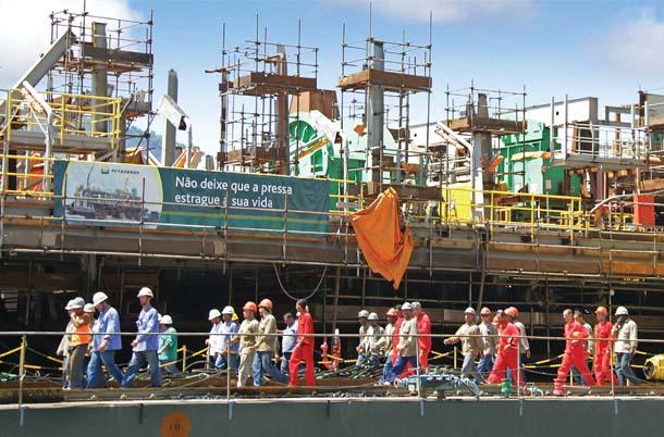 5 propostas de um petroleiro para realmente defender a Petrobrás
