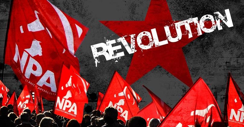 Texte de la plateforme 3 pour le congrès de 2015: Construire un NPA révolutionnaire