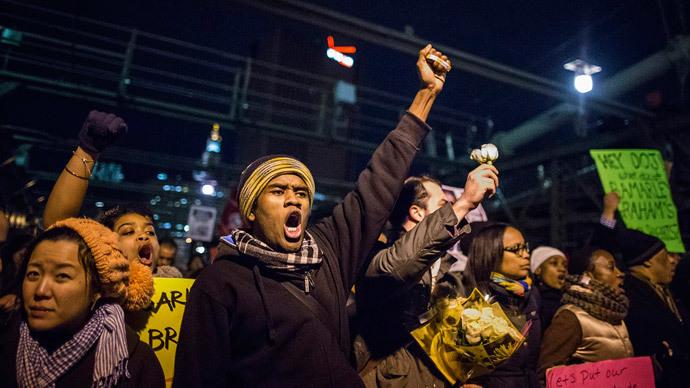 Se movilizan en Estados Unidos contra el racismo y la brutalidad policial