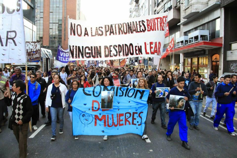 La Justice a ordonné la réinstallation des travailleurs licenciés de Lear