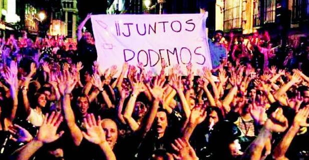 """Mit Podemos von der """"Illusion des Sozialen"""" zur """"Illusion des Politischen"""""""