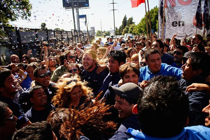 Argentina: Lear dismissed workers were finally reinstated in their workplaces