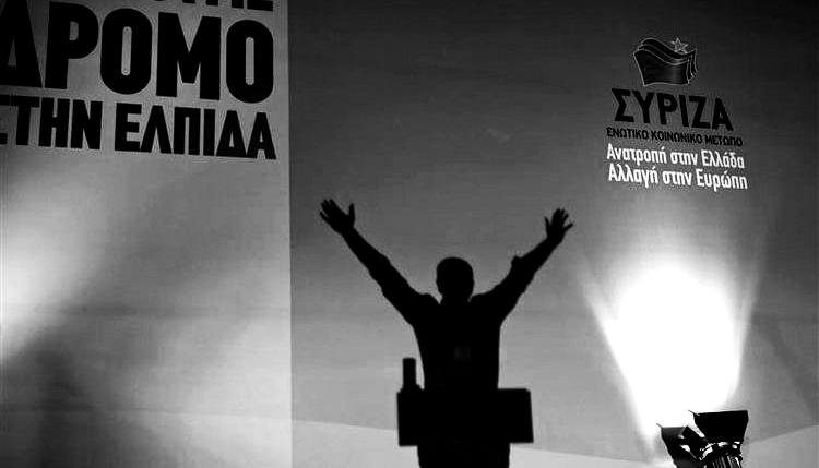 Entre les expectatives de l'électorat populaire et de la jeunesse et le tournant «réaliste» de Syriza