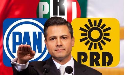 Masificar la lucha contra Peña Nieto y la democracia asesina del PRI-PAN-PRD
