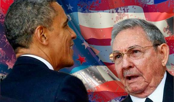 CUBA - US: The United States resumes diplomatic relations with Cuba after 53 years