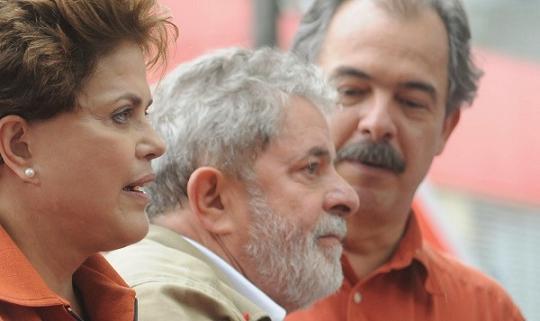 """""""Lulistas e Dilmistas"""" frente ao giro ã direita no governo"""