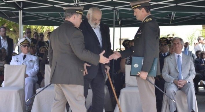 Nuevos comandantes de las FFAA confirman su compromiso con la impunidad