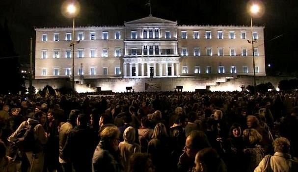 Face au coup de force de la BCE et les tergiversations de Tsipras, solidarité avec les travailleurs et le peuple de Grèce!