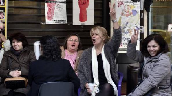 Syriza, Podemos, les révolutionnaires et les femmes