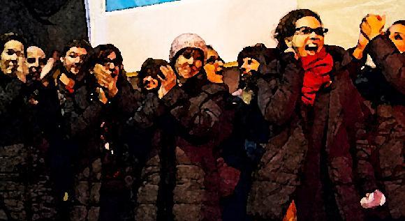 Grève des personnels ã Paris 8, entre oppression de genre et intérêts de classe