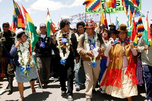 Bolivia: las organizaciones obreras entre la protesta y la cooptación