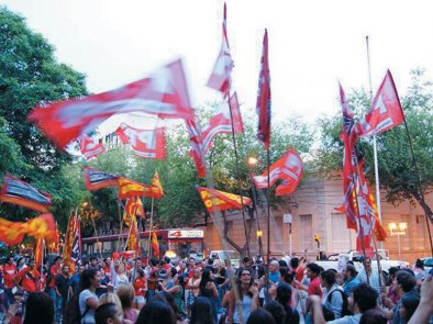 Argentina: Mendoza province: Great Election for the Left Front