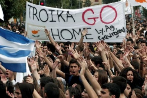 The Greek people voted against the debt, but Syriza gives into the Troika