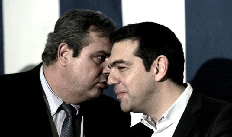 Les révolutionnaires internationalistes et le gouvernement Tsipras