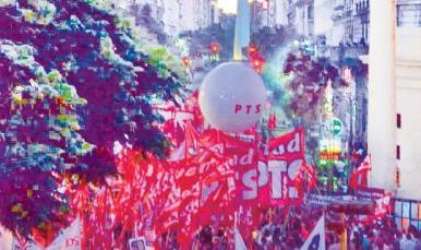 24 de Marzo: nuestra marcha, nuestras banderas