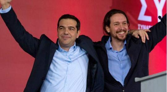 Syriza, Podemos e a ilusão socialdemocrata