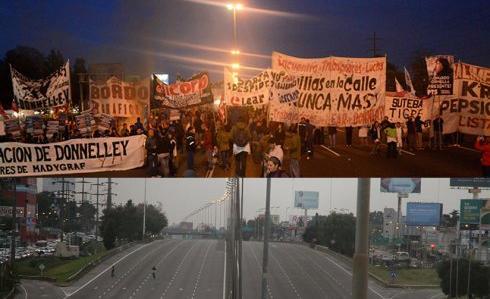 Argentina: la huelga general del 31M fue contundente