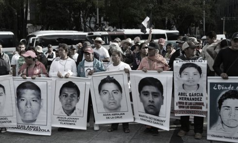 Mexico: The counter-attack of a barbaric regime