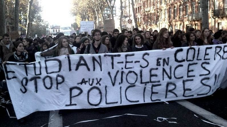 Don't send Gaëtan and other activists to prison for demonstrating!
