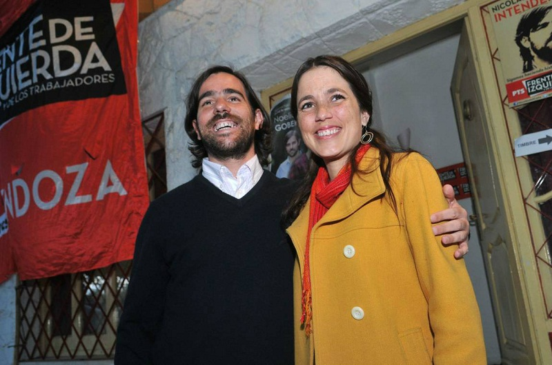 Argentina: the Left and Workers' Front comes in third place in governor's race, the left alternative grows
