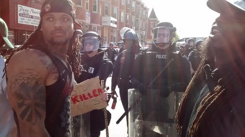 """Baltimore y la otra cara de la """"democracia"""" imperialista"""