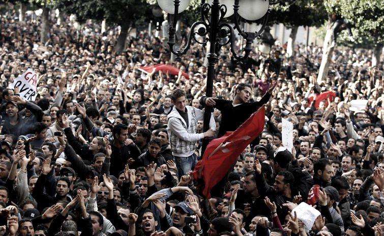 Vers une nouvelle explosion révolutionnaire en Tunisie?