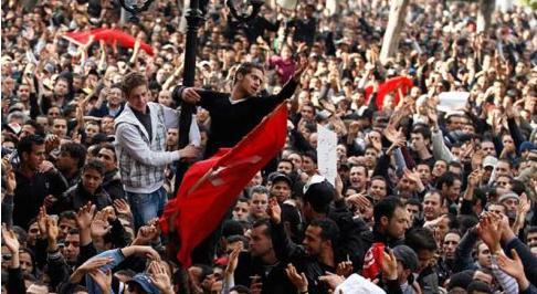 Está vindo um novo levante revolucionário na Tunísia?