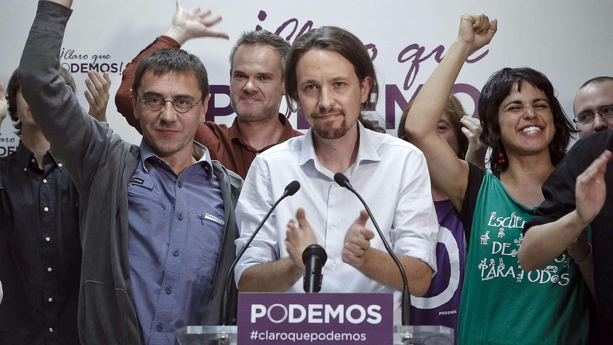 A propos de Podemos: débat avec François Sabado