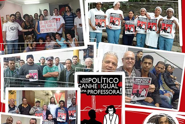 Une campagne politique réussie: La vague de grèves des enseignants au Brésil et le salaire des élus