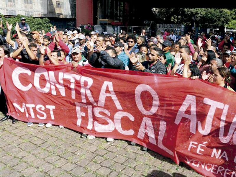 """Brasil: """"existe una importante disposición de lucha de la clase obrera"""""""