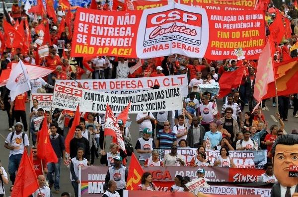Précarité du travail: les enseignements du syndicalisme brésilien