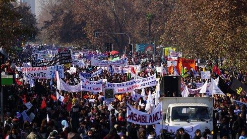 Chili. La mobilisation pour une éducation publique pour tous s'amplifie