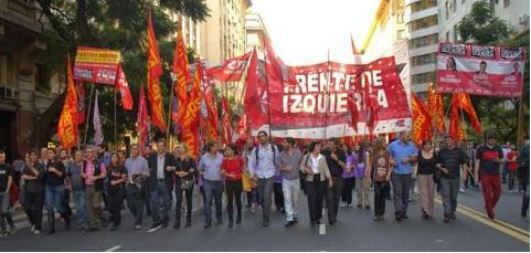 Debate en el Frente de Izquierda: frente único y frente electoral
