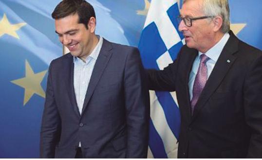 Tsipras cede a los acreedores y plantea un nuevo ajuste contra el pueblo