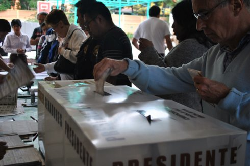 Primeiro balanço das eleições blindadas