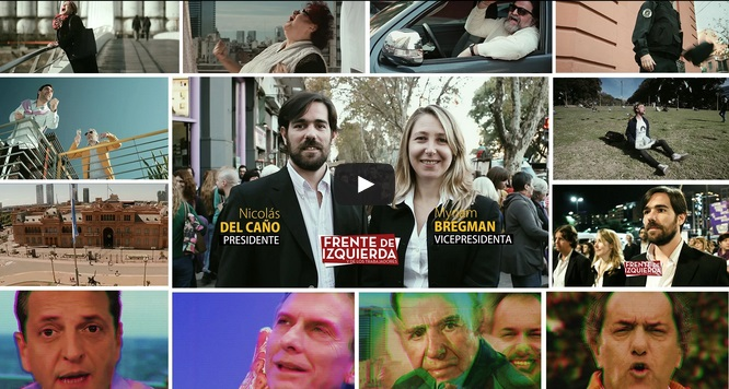 Contra los hijos políticos de Menem (Vamos Menem remix)