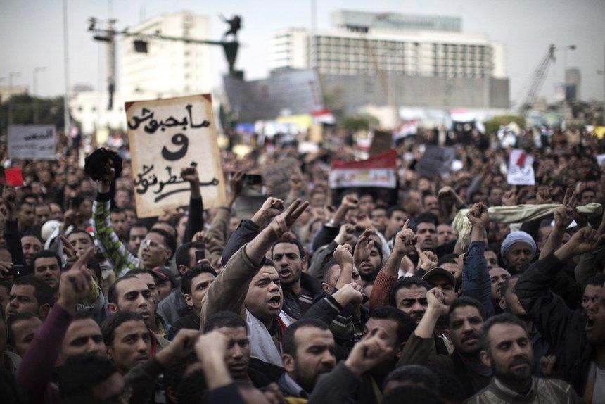 Egypte et théorie de la révolution permanente