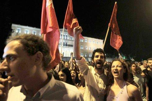 O NÃO dos trabalhadores e da juventude no referendo grego
