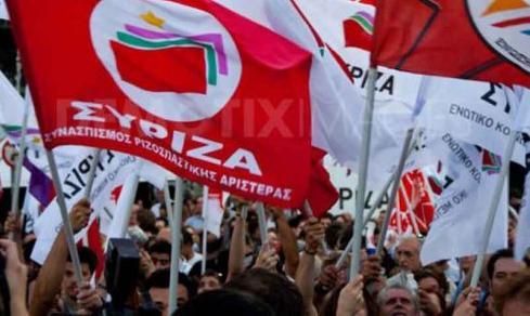 A crise do Syriza e sua ala esquerda